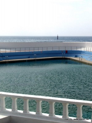 Swimming pool at Penzance