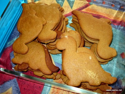 Gingerbread Dippies