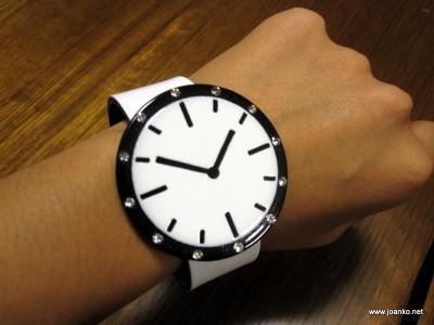 V&A watch bangle
